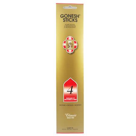 美國GONESH精油線香【藤蔓果園】20支