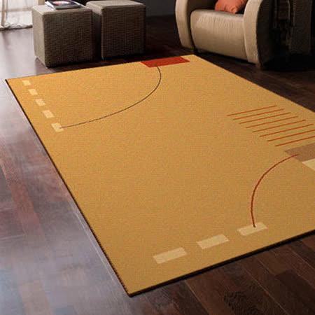 【范登伯格】品格★高級仿羊毛系列地毯-幾何-160x240cm