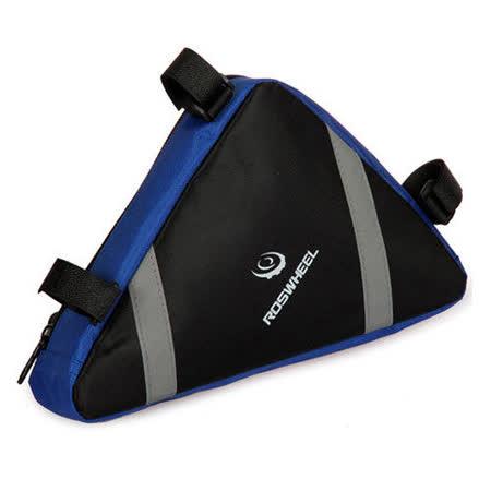 PUSH!自行車用品自行車三角包 自行車配件 工具包 上管包