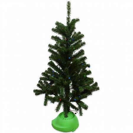 水能源LED彩燈4呎聖誕樹(KT-125)
