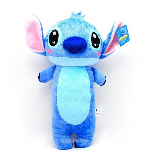 Disney~史迪奇長形晚安枕~巨大版100CM