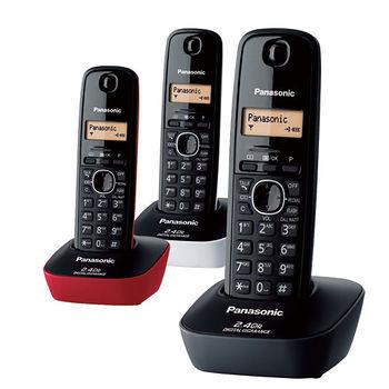 國際2.4G KX-TG3411數位無線電話