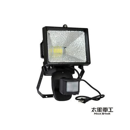 20W LED紅外線感應投射燈