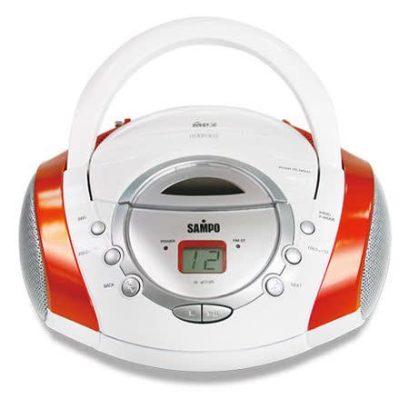 聲寶手提式CD/MP3音響 AK-W709ML