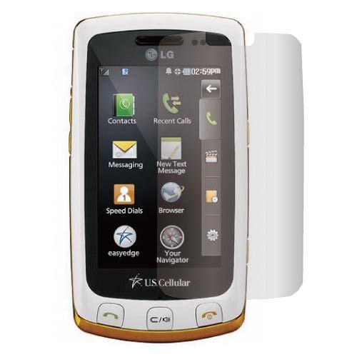 ^~ZIYA^~ LG Bliss UX700 抗刮亮面螢幕保護貼2入