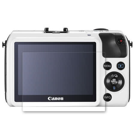 Kamera 高透光保護貼 for Canon EOS M / EOS M2