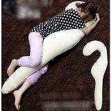 【PS Mall】療癒系造型 - 人形睡枕\抱枕\枕頭 (J1783)