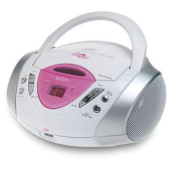 歌林KCD-W7082UM手提CD音響