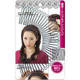 最新款 公主頭前髮髮插 瀏海萬用髮釵(3組)