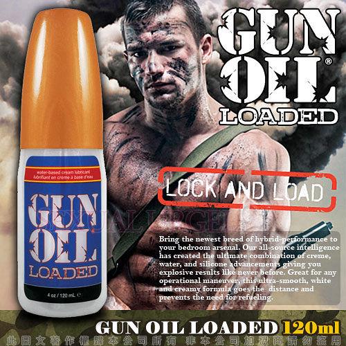 美國 Empowered Products ~ Loaded 混合型潤滑液 4oz 120