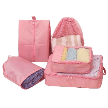 ... 旅遊居家收納/衣物收納包/盥洗用具包 -GOHAPPY快樂