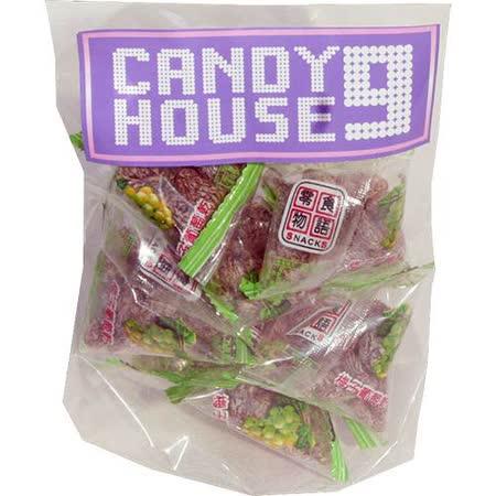 《CANDY HOUSE 9》梅子鹹葡萄乾(100g)