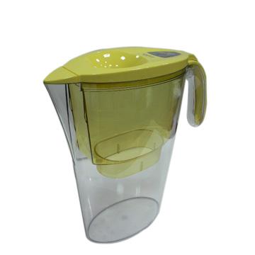 義大利LAICA繽紛色彩濾水壺-璀璨黃