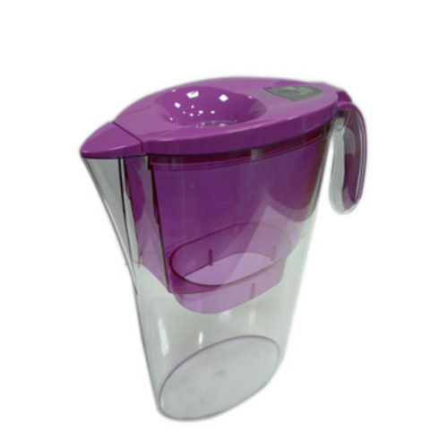 義大利LAICA繽紛色彩濾水壺-典雅紫
