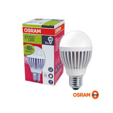 歐司朗 LED燈泡 8W《四入》