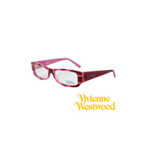 Vivienne Westwood 光學平光鏡框★英倫龐克風★(紅) VW053 02