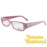 Vivienne Westwood 光學平光鏡框★英倫龐克風★(紫) VW053 04