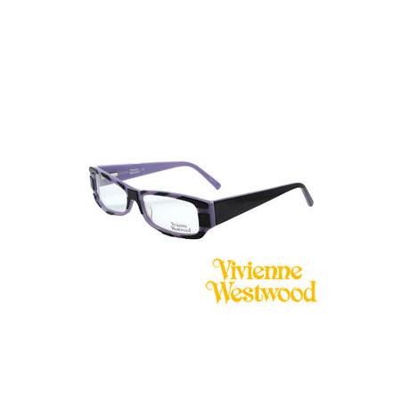 Vivienne Westwood 光學平光鏡框★英倫龐克風★(紫) VW053 05