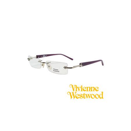 Vivienne Westwood 光學鏡框★英倫龐克風★(紫) VW084 02