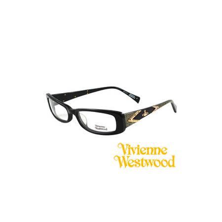 Vivienne Westwood 光學鏡框★英倫龐克風★(黑) VW140 03