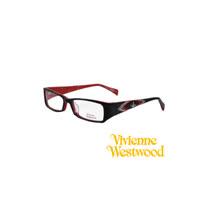 Vivienne Westwood 光學鏡框★英倫龐克風★(黑/紅) VW141 04