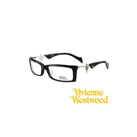 Vivienne Westwood 光學鏡框★英倫龐克風★(黑) VW154 02