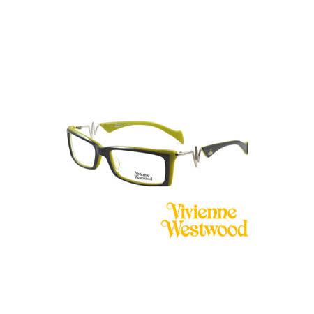 Vivienne Westwood 光學鏡框★英倫龐克風★(綠) VW154 03