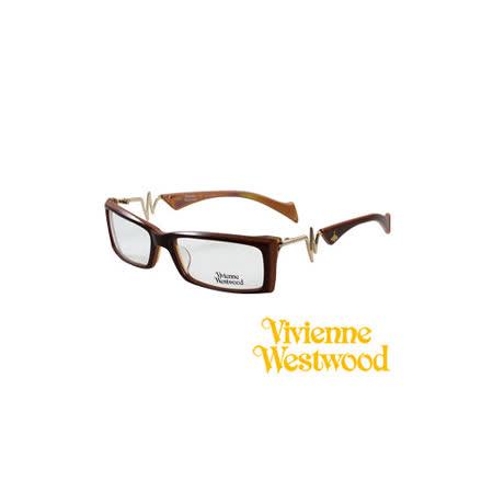 Vivienne Westwood 光學鏡框★英倫龐克風★(咖啡) VW154 04
