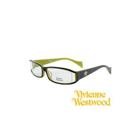Vivienne Westwood 光學鏡框★英倫龐克風★(綠) VW159 03