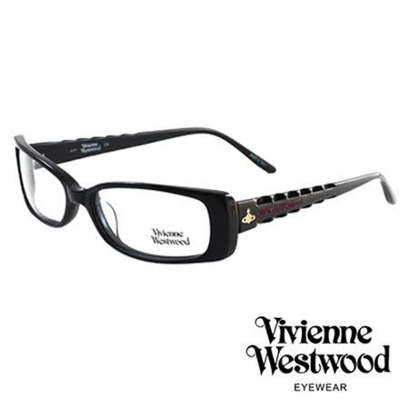 Vivienne Westwood 光學鏡框★英倫龐克風★(黑) VW175 04