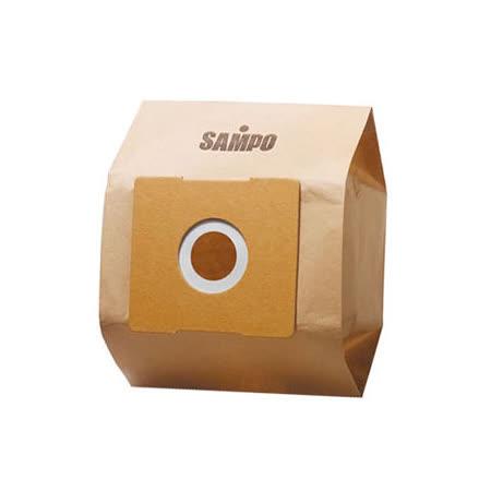 【SAMPO聲寶】吸塵器集塵紙袋(EC-11HB)5入裝X2組