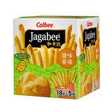 《Calbee》Jagabee薯條先生-鹽味薯條90g