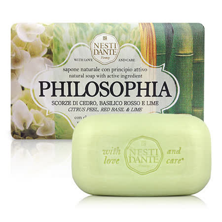 【Nesti Dante】義大利手工皂 時尚能量系列 悠活微風 250g