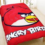 【享夢城堡】Angry Birds憤怒鳥 射擊遊戲系列-紅鳥毯被