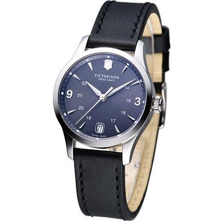 Victorinox Alliance 聯盟系列 簡約時尚錶(VISA-241542)