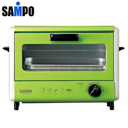 【真心勸敗】gohappy 購物網【SAMPO聲寶】6公升電烤箱(KZ-PH06)評價如何愛 買 基隆