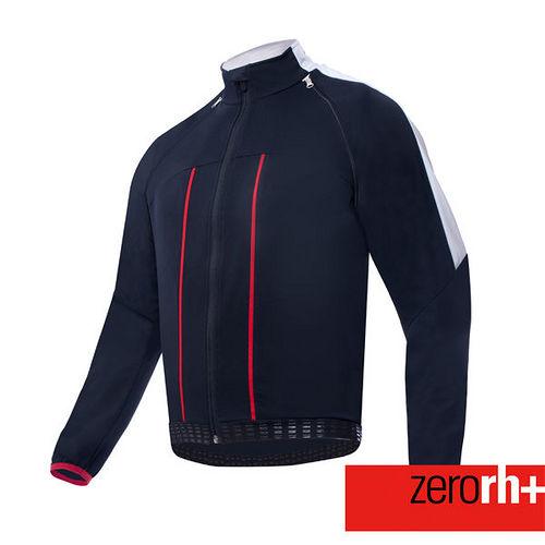 ZERORH 兩用可拆式防風自行車外套^(男^)~高爾夫球、登山 ~ ICU0146