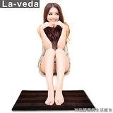 La Veda 漸層雪尼爾踏墊(深咖啡)40x60cm