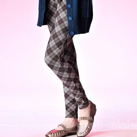 【ohoh-mini孕婦裝】自信美腿‧率性自然系內搭孕婦褲(共五色)