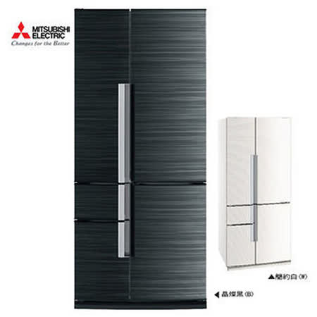 『MITSUBISHI』☆三菱 日本原裝645L 五門變頻電冰箱 MR-Z65W