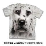 『摩達客』(預購)美國進口【The Mountain】自然純棉系列 大麥町犬臉 設計T恤