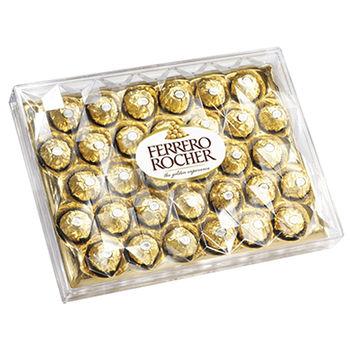 金莎巧克力32粒裝金鑽豪華禮盒400g