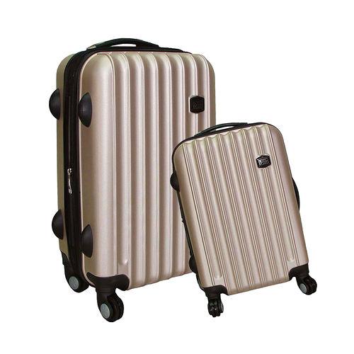 【BATOLON寶龍】20+28吋/中組-時尚美遠 百 台中 店型輕硬殼旅行拉桿箱