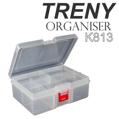 TRENY 雙層零件盒~K813~8138