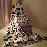 《SHINEE》 特級法蘭絨毯(都市普普風)