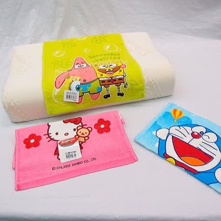 《SHINEE》幼兒惰性記憶太空枕(送純棉正版卡通枕巾 )