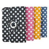 M3圓點款 iPad mini平板旋轉皮套