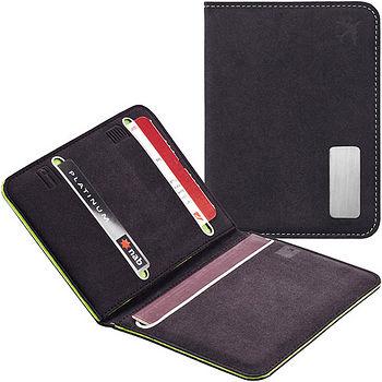 《XDDESIGN》隨行舒適護照夾(綠)