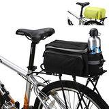 PUSH!自行車用品 多倉式自行車 馬鞍袋 馬鞍包 後貨包 後座包 背包