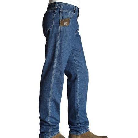 Wrangler 藍哥男休閒寬鬆復古靛藍牛仔褲【預購】